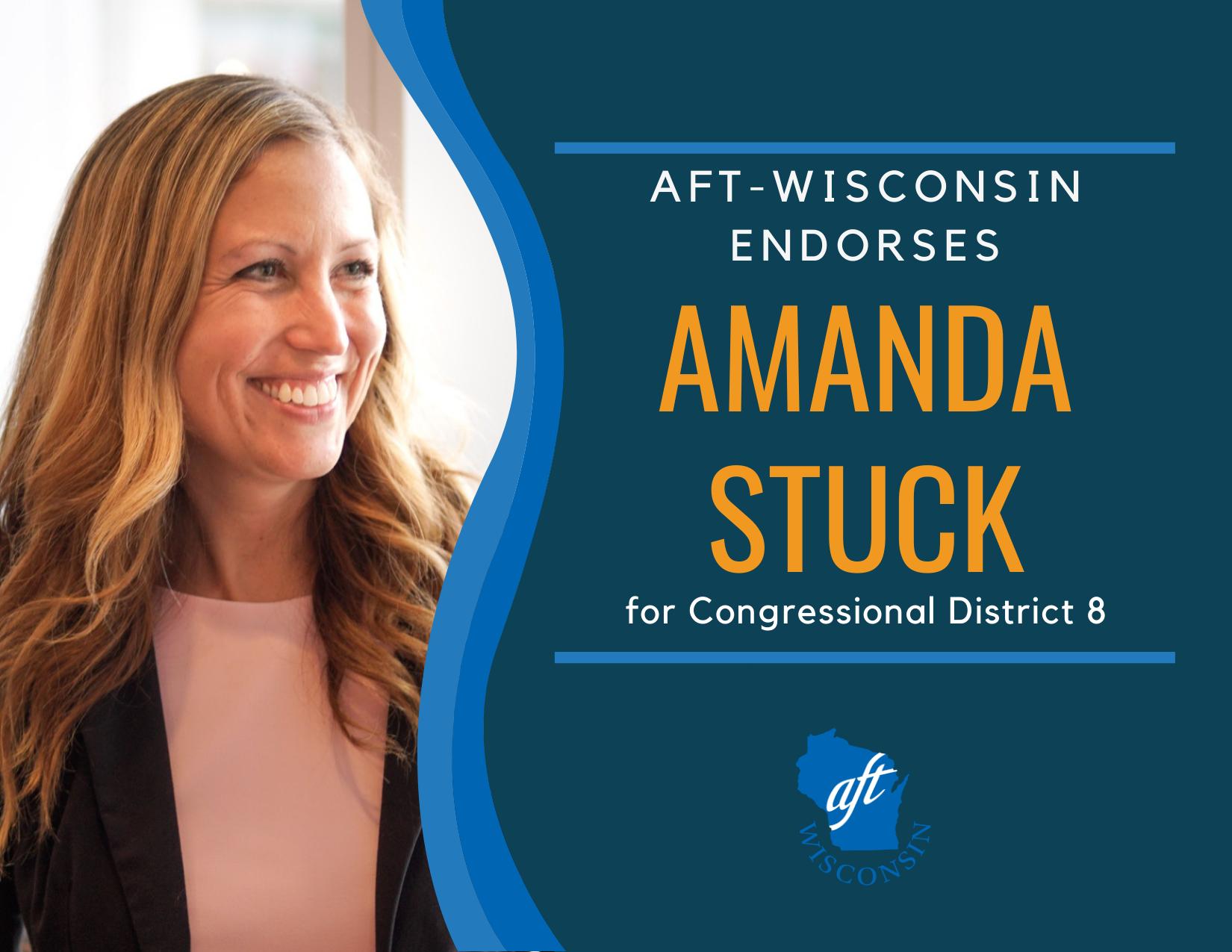 CD 8: Amanda Stuck