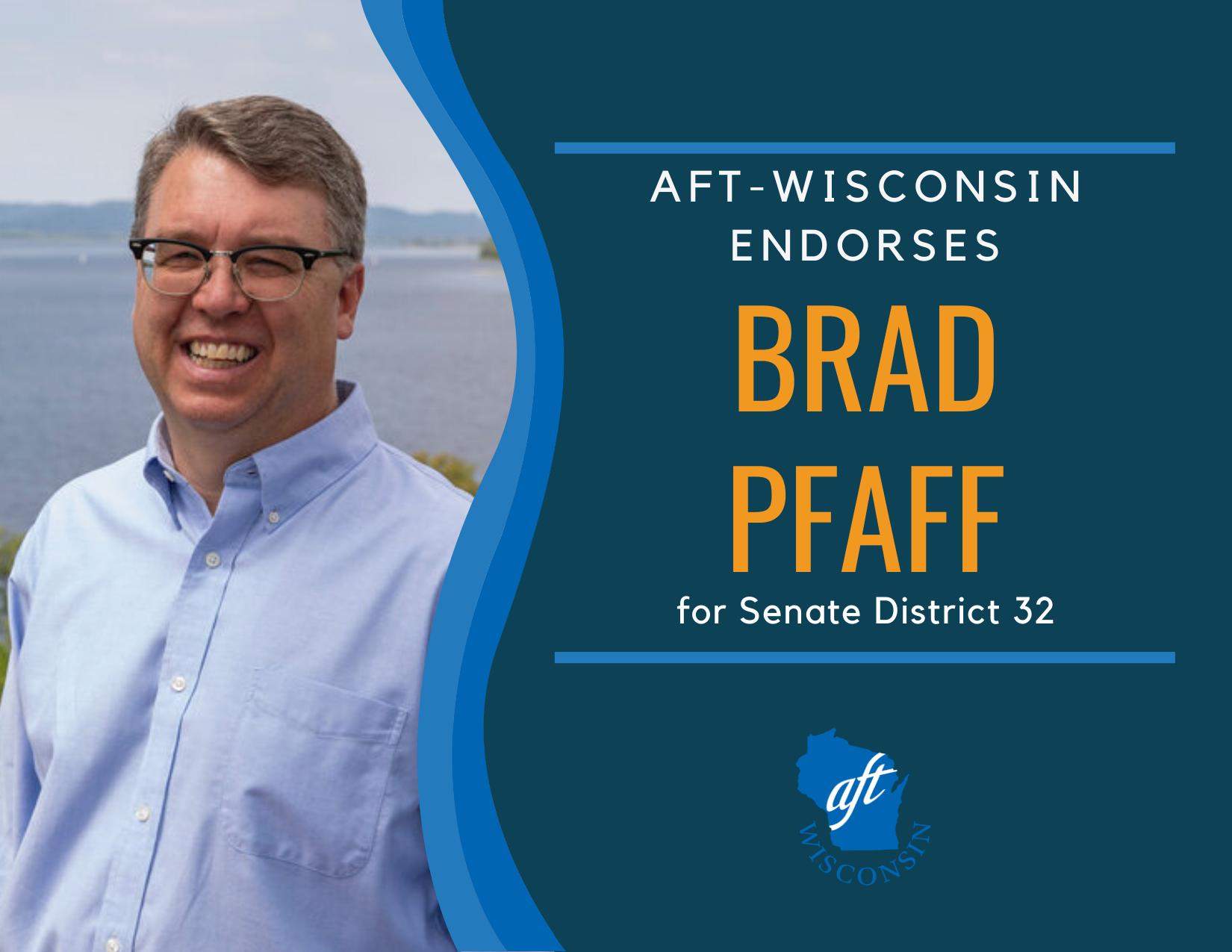 SD 32: Brad Pfaff