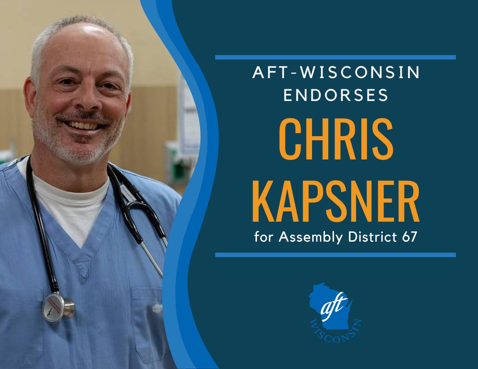 AD 67: Chris Kapsner