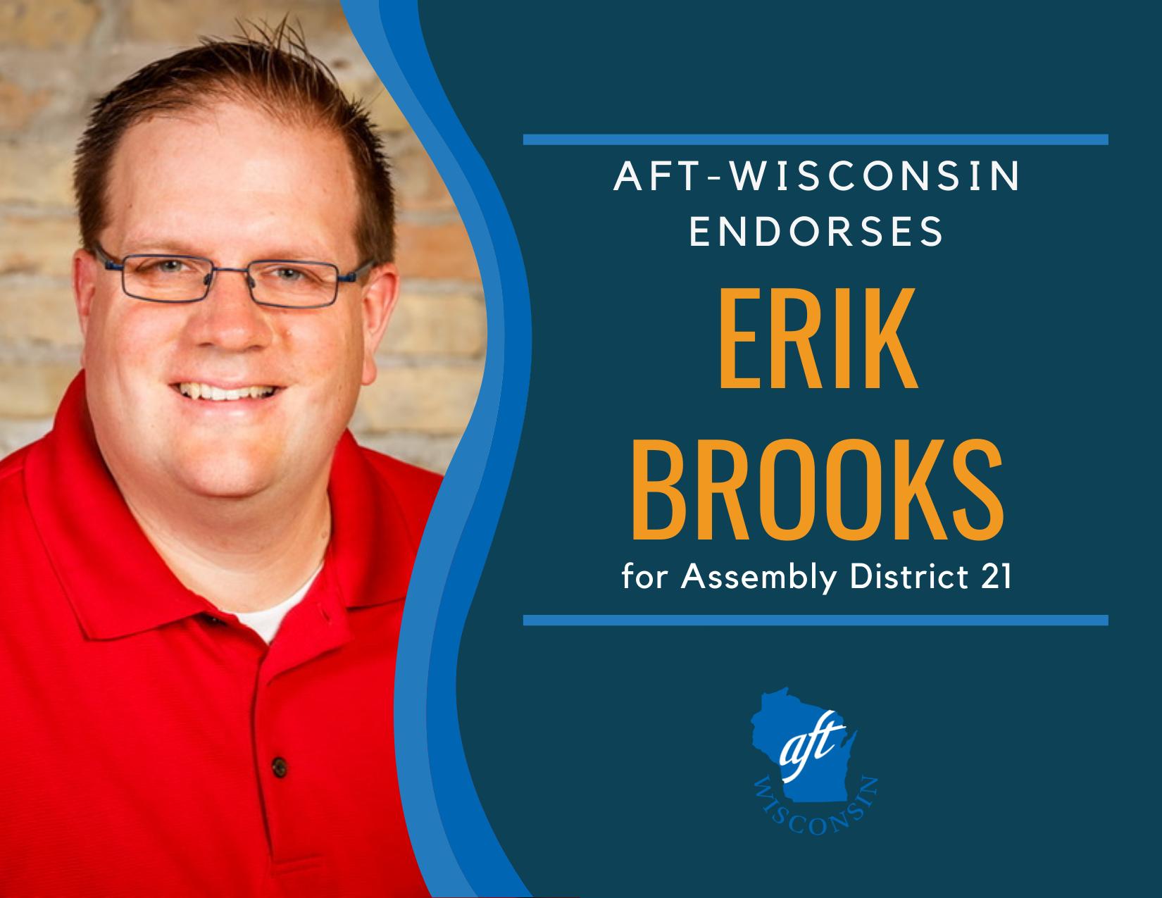 AD 21: Erik Brooks