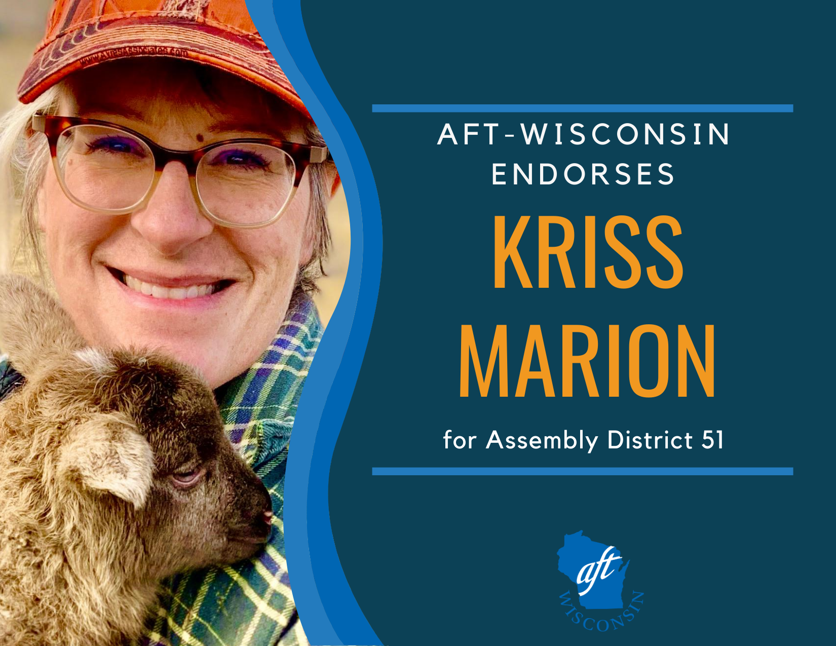 AD 51: Kriss Marion