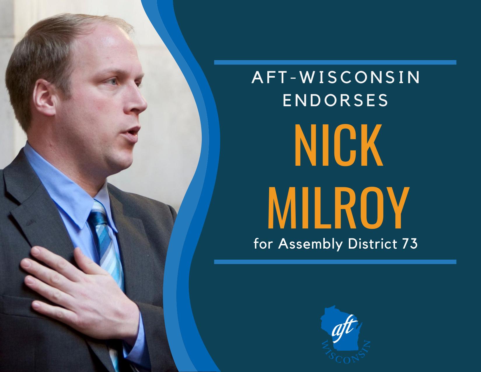 AD 73: Nick Milroy